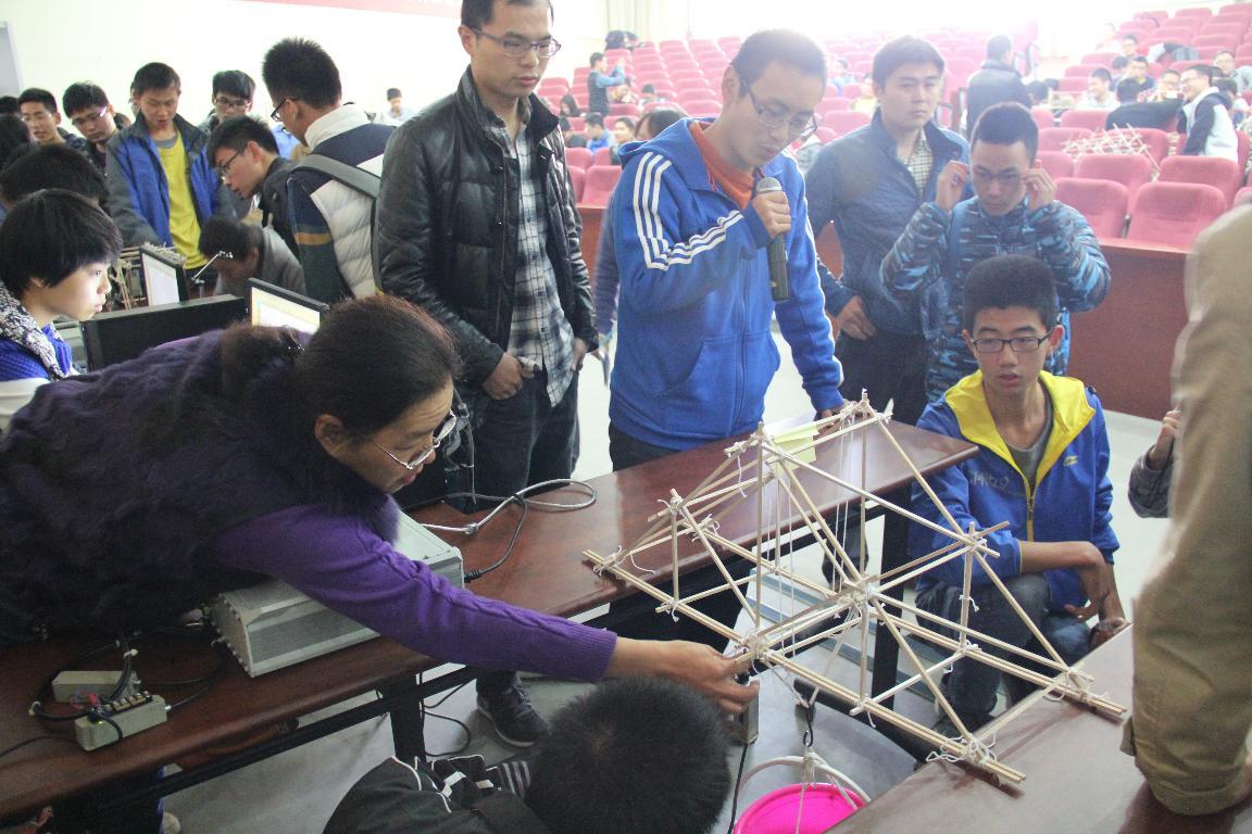 桥梁结构设计大赛
